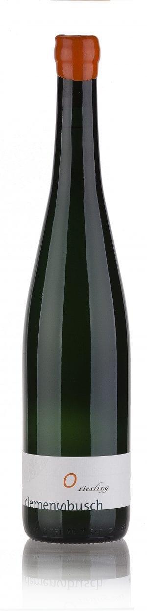 Oranžinis vynas CLEMENS BUSCH RIESLING ORANŽINIS, NATŪRALUS VYNAS 2017 0,75L.