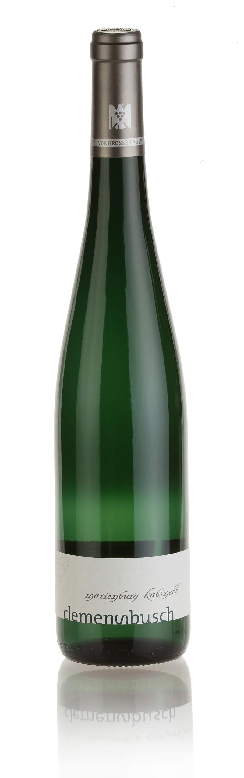 Baltas saldus vynas CLEMENS BUSCH MARIENBURG RIESLING KABINETT 2018 0,75L